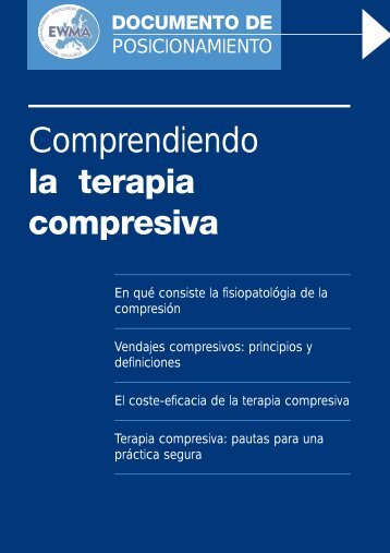 Comprendiendo la terapia compresiva - Úlceras.net