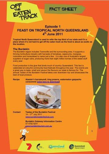 Episode 1 - Queensland Holidays