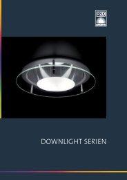 RZB Downlight Serien 2009