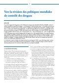 vers une révision des politiques mondiales sur les drogues illégales - Page 2