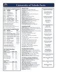2013 Toledo Football Spring Prospectus - University of Toledo ... - Page 2