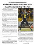 2013 Toledo Football Spring Prospectus - University of Toledo ... - Page 3