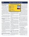 2013 Toledo Football Spring Prospectus - University of Toledo ... - Page 7