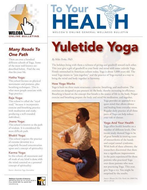 Yuletide Yoga