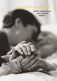 Pflegend begleiten – Sterben und Tod - Schweizerisches Rotes Kreuz