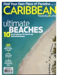 Caribbean Travel + Life