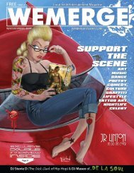 JRLinton - WeMerge Magazine