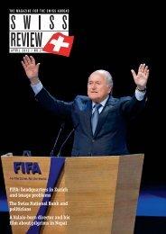 FIFA: headquarters in Zurich and image ... - Schweizer Revue