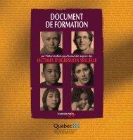 Document à Céline - Agence de la santé et des services sociaux de ...