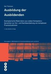 Layout Ausbildung 4A.indd - h.e.p. verlag ag, Bern