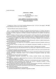 OG nr. 39/30.01.2000 - Autoritatea Feroviara Romana