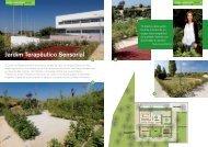 Jardim Terapêutico Sensorial - VectWeb SM