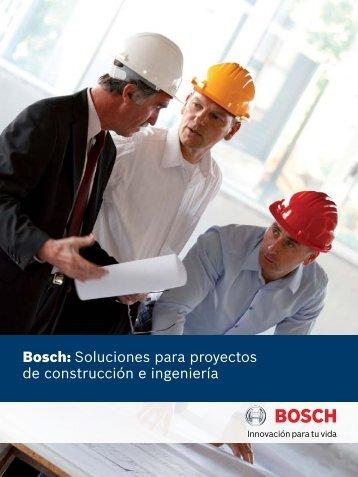 Construcción e Ingeniería - Bosch Argentina