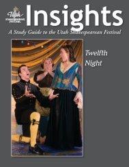 Twelfth Night, 2007 - Utah Shakespearean Festival
