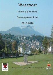 The Westport Town & Environs Development Plan 2010-2016 ...