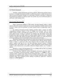 Planski dokumenti - zavod pgz - Primorsko-goranska županija