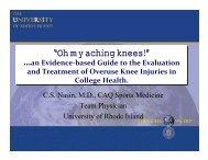 Download presentation (.pdf format) - American College Health ...