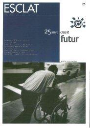 25 anys creant futur - Associació Esclat