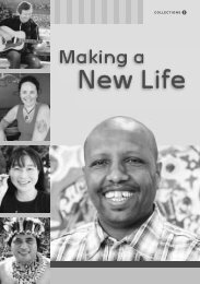 Making a New Life - Tertiary Education Commission