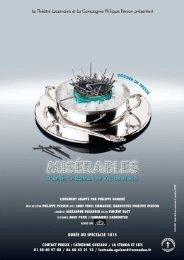 Misérables - Lucernaire - La Strada et compagnies