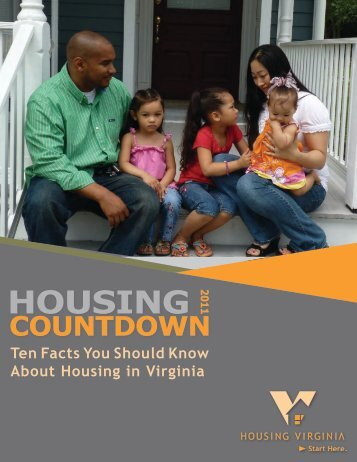 Ten Facts You Should Know About Housing in Virginia