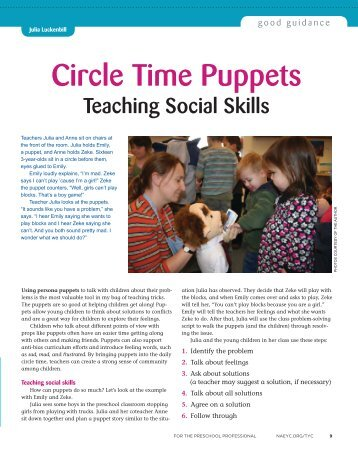 the social skills picture book pdf
