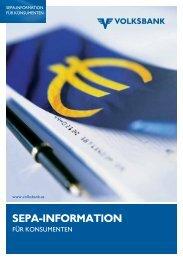 SEPA-INFORMATION