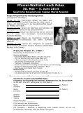 Pfarrblatt Mund - Pfarrei Mund - Seite 6
