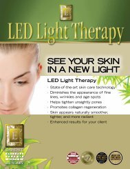 Learn more about LED and read testimonials here. - Root Whole Body
