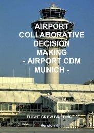 airport cdm munich - Flughafen München