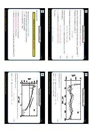 Correlation Function, I Correlation Function, II Correlation Function ...