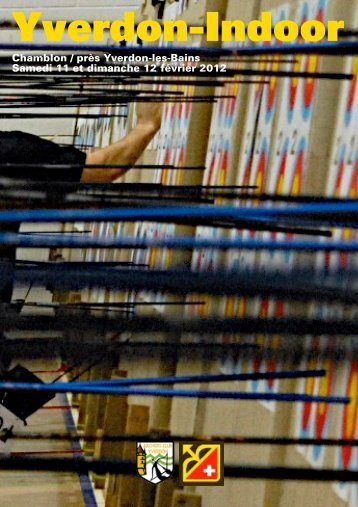 Yverdon-Indoor - Archer-club d'Yverdon
