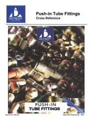 Cross Reference 03 - Push-In - DETRON