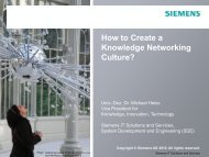 How to create a knowledge-sharing culture - Agenda Wissen