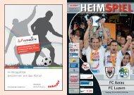FC Aarau FC Luzern