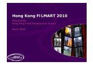 Hong Kong FILMART 2010