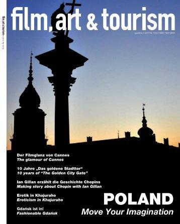 POLAND - Film, Art&Tourism Magazine