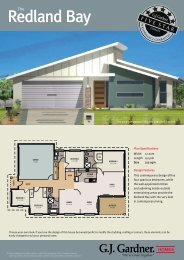 Redland Bay - G.J. Gardner Homes