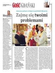 Zajmę siętwoimi problemami - Tygodnik Katolicki - Gość Niedzielny
