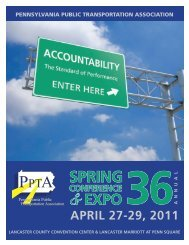 Check out the 2011 EXPO Conference Program - PPTA