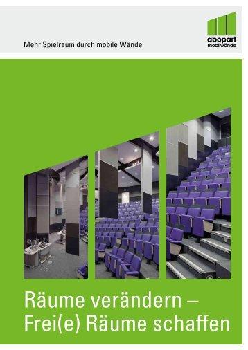 Abopart Broschüre - Vertriebspartner Dietrich