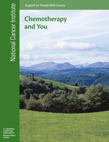 Chemotherapy and You - National Cancer Institute