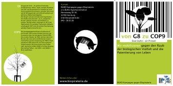 im Flyer-Layout hier - Biopiraterie