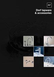 Dorf Taps & Accessories   Reece Bathrooms