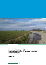 Kommuneplantillæg nr. 16 til Kommuneplan 2009 for Nordfyns ...