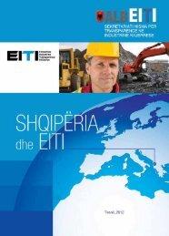 shqipėria dhe eiti - Sekretariati i Nismes per Transparence ne ...