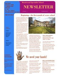 Brantwood newsletter - Ruskin Mill Trust