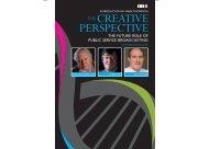 THE CREATIVE PERSPECTIVE - BBC