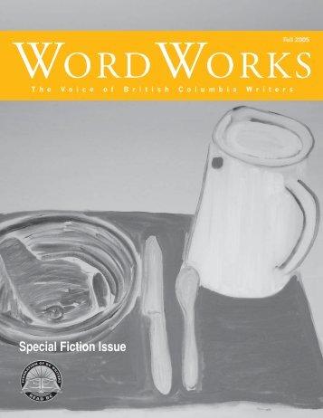 Literary Writes - Federation of BC Writers