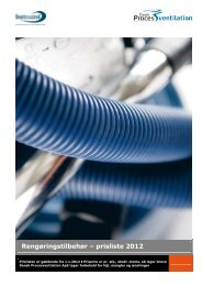 Rengøringstilbehør – prisliste 2012 - f.metal-supply.dk